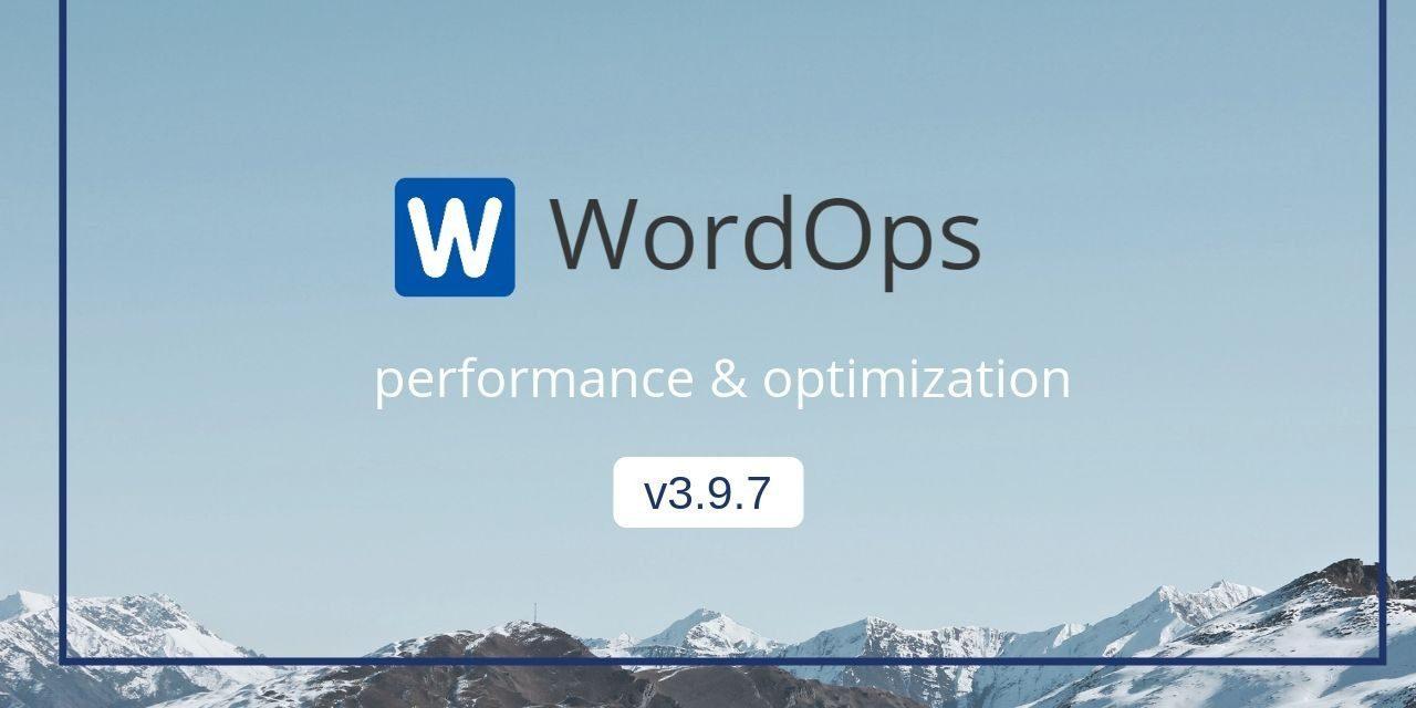 wordops release